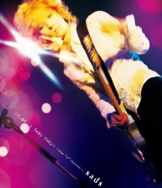"""[TV-SHOW] SADS – 03.06.11 Zepp Tokyo~sads 2003 tour""""13″-Thirteen-~ (2003/09/17)"""