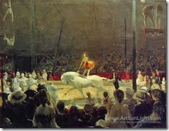 the-circus-by-George-Wesley-Bellows-064
