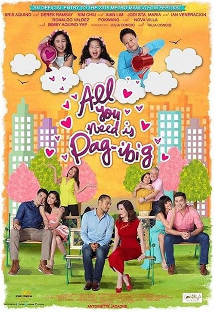 All You Need Is Pag-ibig - Official Poster