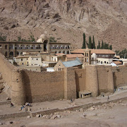 St Catherine's Monastery, Mt Sinai.JPG