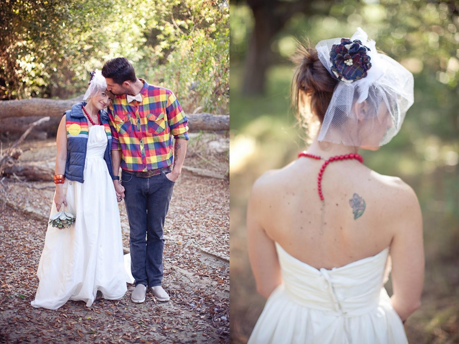 modern-retro-outdoor-wedding-
