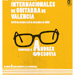 X Jornadas Internacionales de Guitarra de Valencia. 2012