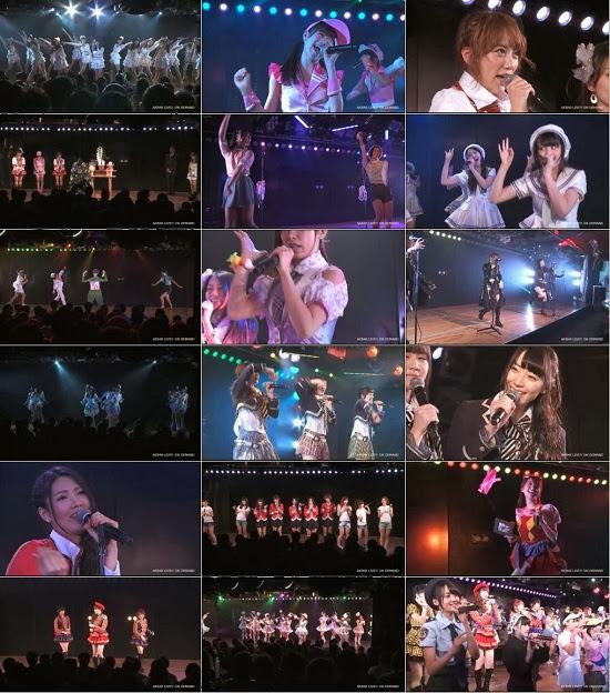 AKB48劇場8周年特別記念公演 131208