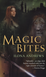 Magic Bites - Ilona Andrews mmpb