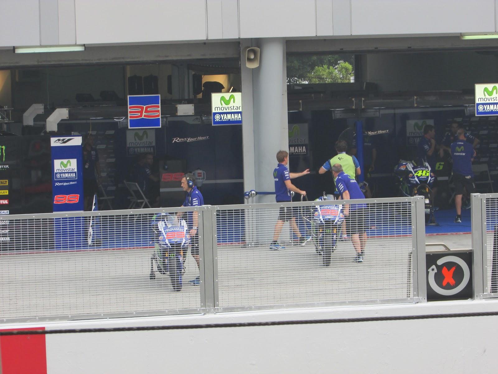 Free Practice Moto GP