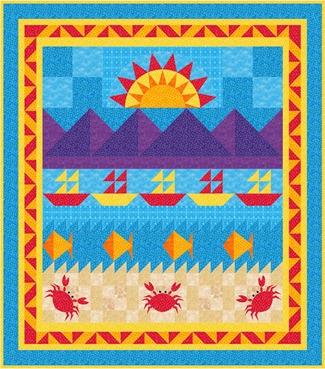 bay quilt