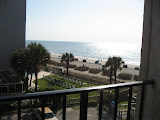 View from Room at Compass Cove in Myrtle Beach - 02