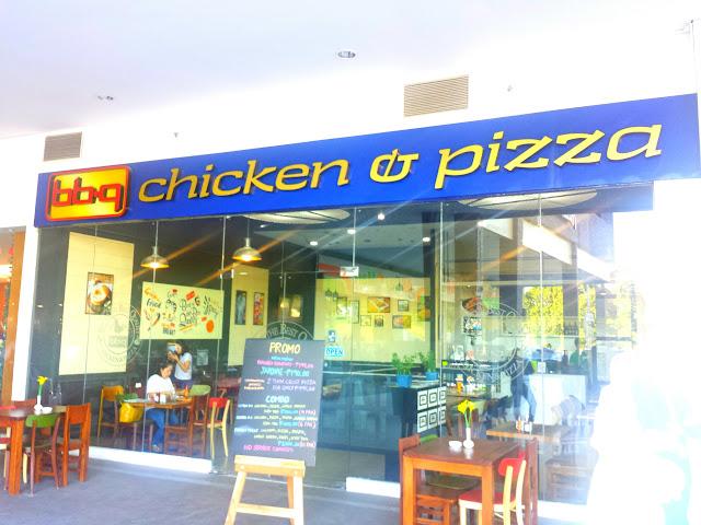 Food Review - BB-Q Chicken and Pizza Starmall Daang Hari