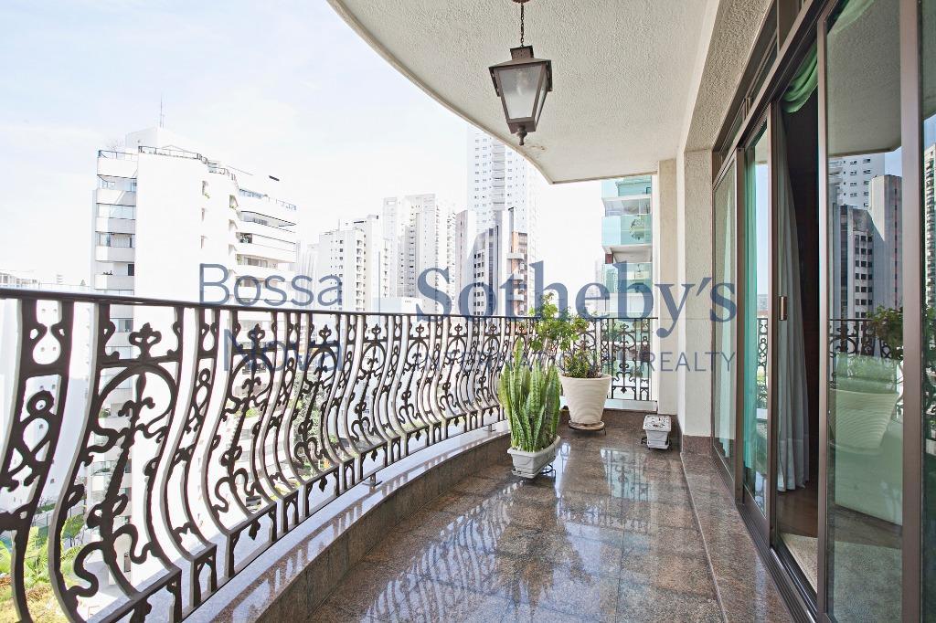 Apartamento aconchegante no Campo Belo