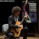 131: Concierto de Matteo Vitali, ganador del Primer CIGAJ 2013.