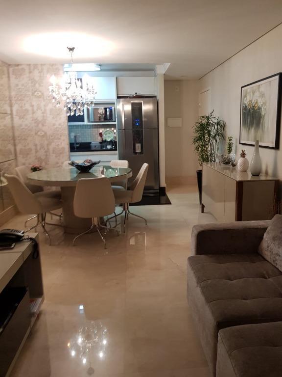Apartamento com 3 dormitórios para alugar, 78 m² por R$ 2.300/mês - Jaguaré - São Paulo/SP