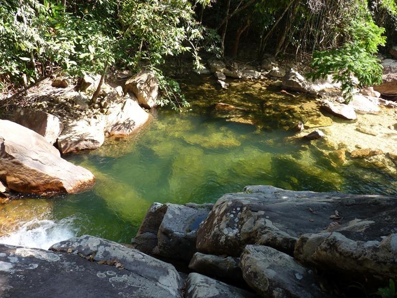 Cachoeira do Barata - Amajarì, Roraima, foto: mochileiros.com