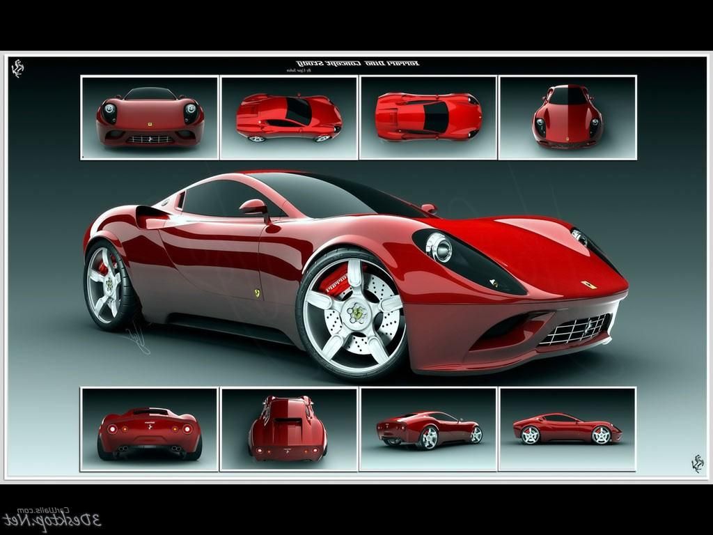Ferrari Dino Wallpapers