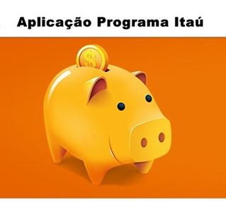 aplicacao-programada-itau-www.meuscartoes.com