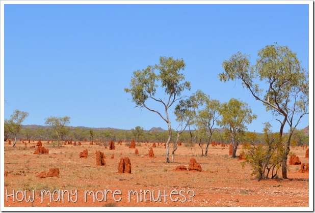 Welcome to the Northern Territory! | How Many More Minutes?