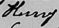 Snippet from a page wherein one name was indexed as Kerry