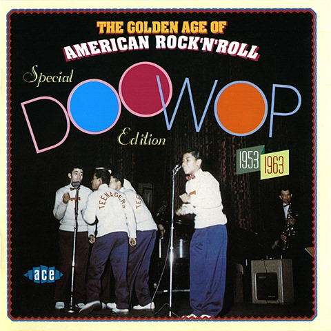 Golden Age Of American Rock 'N' Roll - Doo Wop - Booklet 01