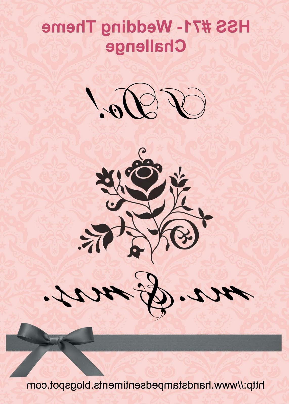 25th wedding invitations