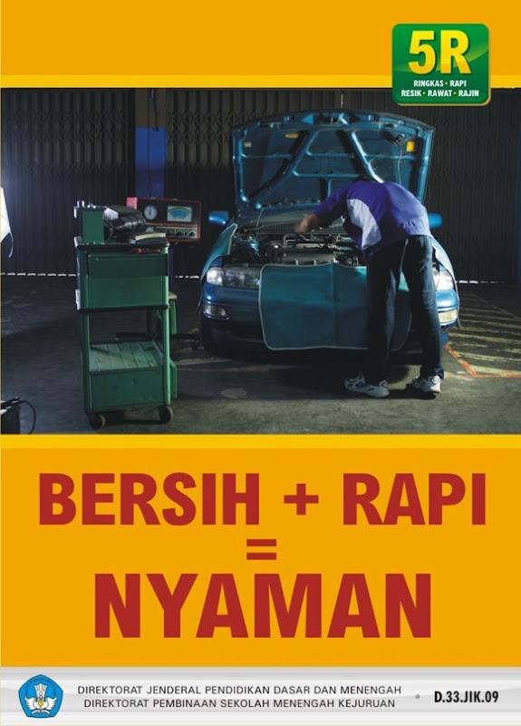 Bersih + rapi = nyaman