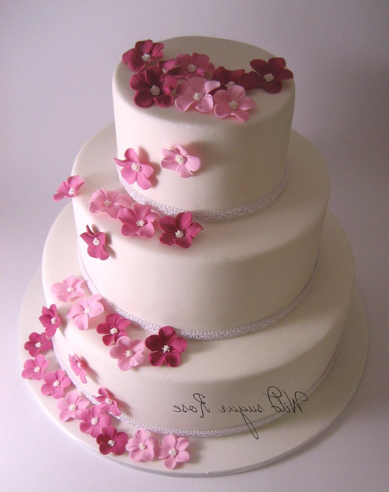 Pics s Cake Boss Purple Wedding Cakes
