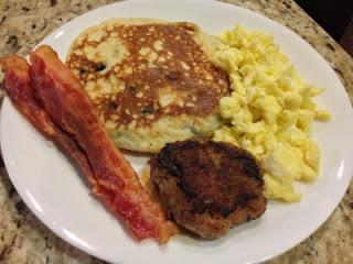 Breakfast Dinner Plate
