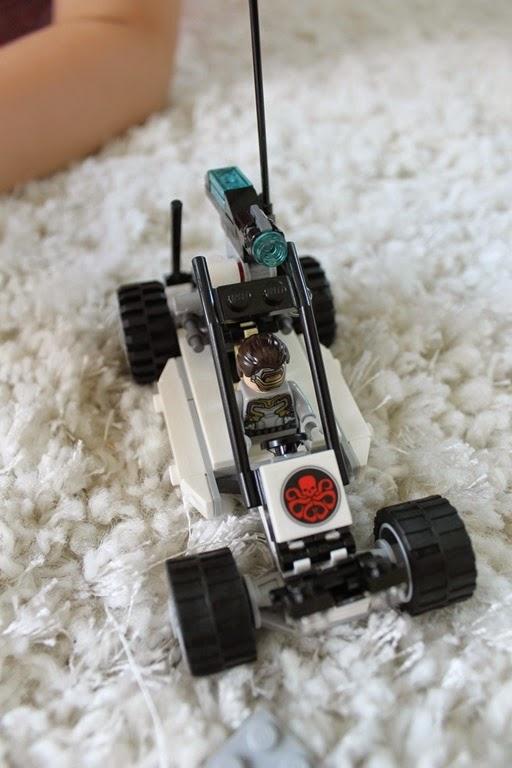 Avenger Lego Toys