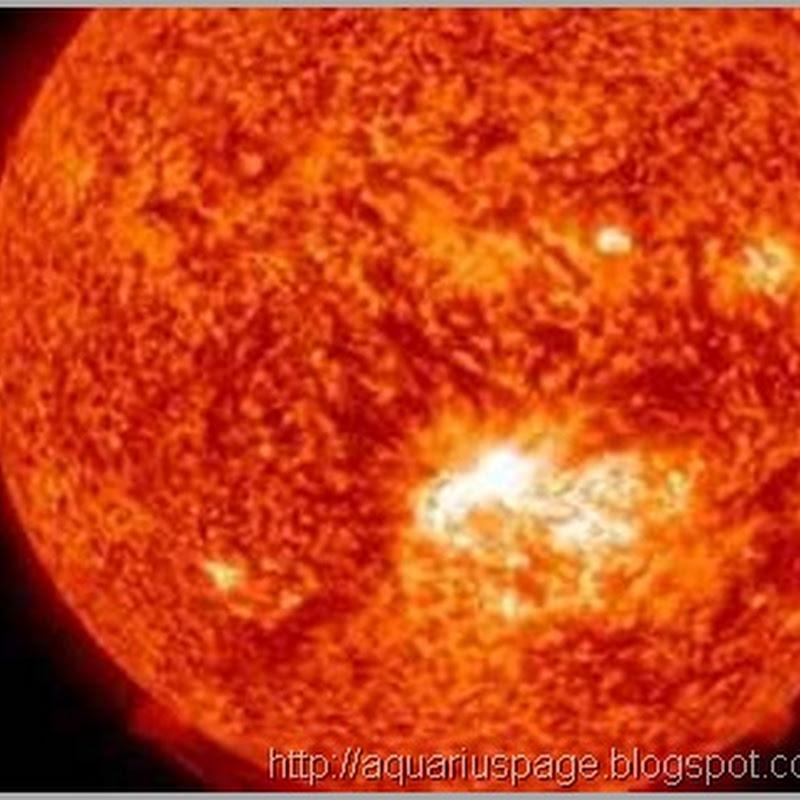 A Tempestade Solar que Atingiu a Terra no Sábado