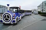 De City Train van Alesund.