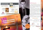 130: Concierto de guitarra de Matteo Vitali (Italia), ganador del Concurso Internacional de Guitarra Alhambra para Jóvenes 2013