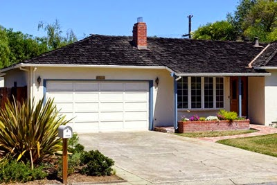 Garage in Los Altos, California where Apple computers started out