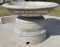 5' Urn-style Pedestal Fountain.  34 Diameter Pedestal x 60 Dia