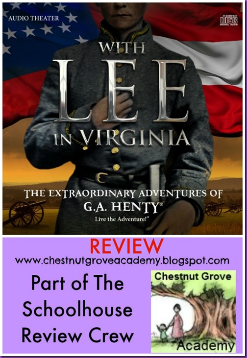 Review With Lee in Virginia