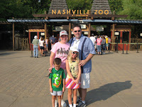 The Freys at the Nashville Zoo 09032011