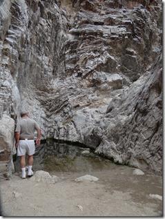White Tank park with Doug waterfall trail 035