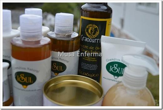 cosmetica natural.cosmetica ecologica.isul.oliva