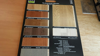 Baltic engineered hardwood flooring, the riverwinds collection, 3 strip, NJ New Jersey