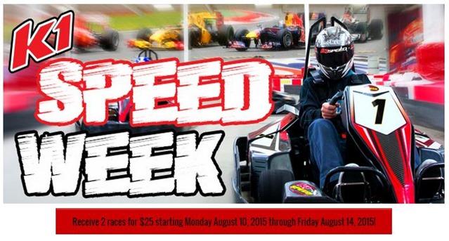 speed week 2