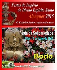 Festa Solidariedade - Bodo - 10.05.15