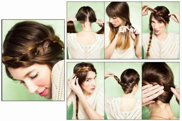 Peinados Para Pelo Rizado Largo Faciles