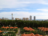 affordable resale of a sea view 1-bedroom apartment in a luxury condominium on pratumnak hill  for sale in Pratumnak Pattaya