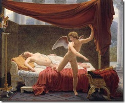 François-Édouard Picot - 11 Cupid and Psyche