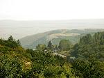 View from Tsaghadzor, Armenia.