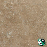 12x12 Noce Travertine Honed and Filled Tile
