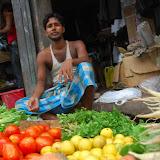 Calcutta streets