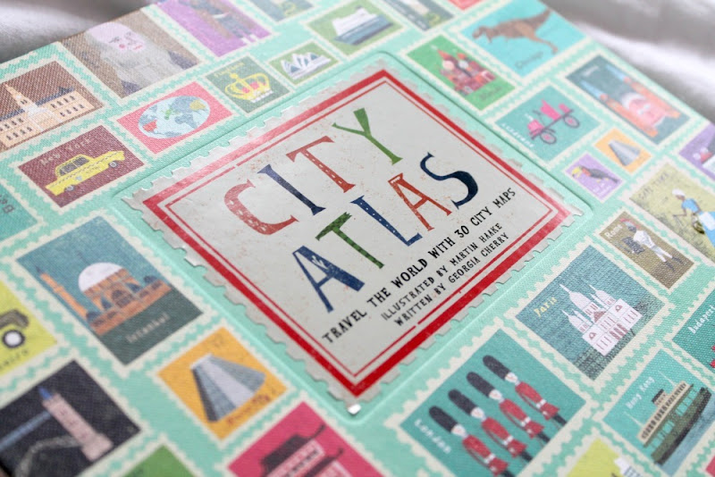 City Atlas Wide Eyed Editions