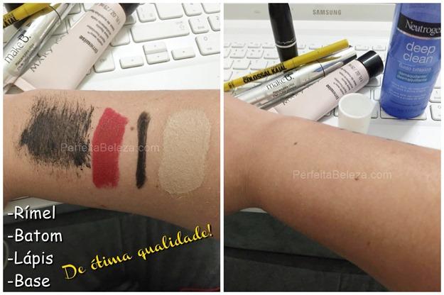 demaquilante neutrogena remove 99% da maquiagem