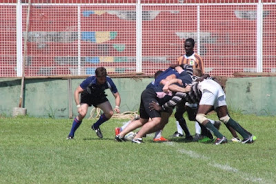 Nigeria Rugby: Cowrie, Merlin Book Semi Final Ticket