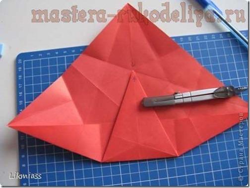 flor de pascua origami (11)