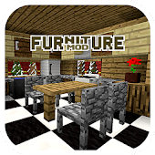 Download Full Mod Furniture for MCPE 1.0.11 APK