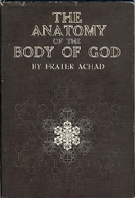 Cover of Frater Achad's Book The Anatomy Of The Body Of God